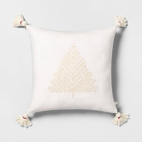 Hearth & Hand Other - Hearth & Hand Magnolia Christmas Tree Pillow